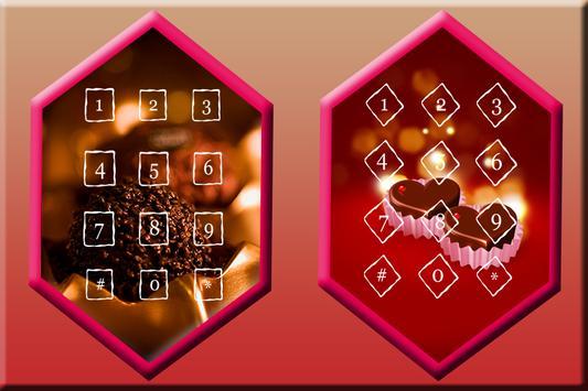 Chocolate Dialer Theme screenshot 1