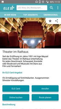 ELE Card mobil screenshot 2