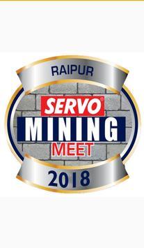 Mining Meet 2018 poster