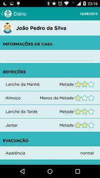 Diário Escola Pais EI apk screenshot