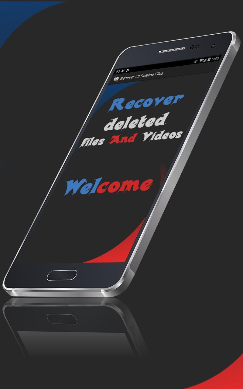 video recovery apk without root