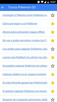 Cheats Pokemon GO Guide screenshot 4