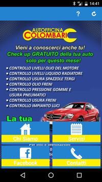 Autofficina Colombari poster