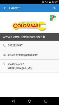 Autofficina Colombari screenshot 2
