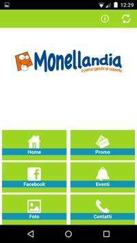 Monellandia poster