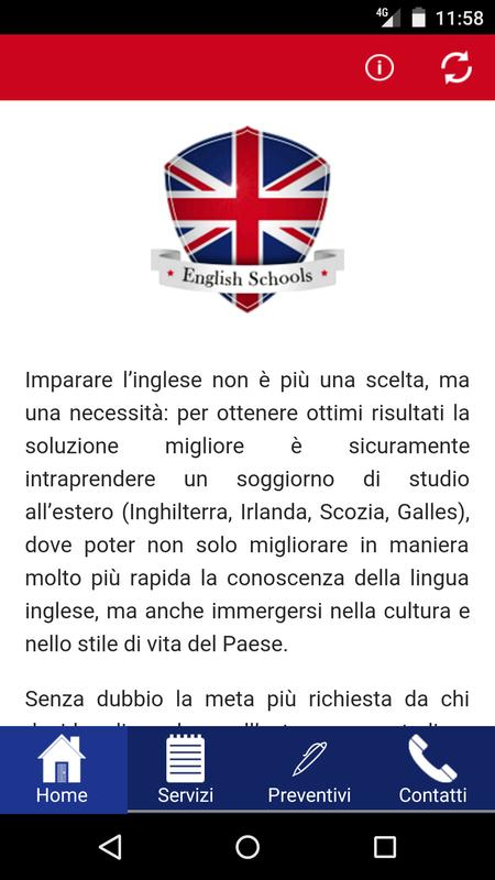 Scuole D\'Inglese for Android - APK Download