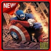Captain Wallpaper HD icon
