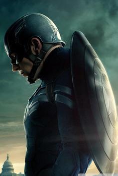 Captain Wallpaper HD screenshot 12