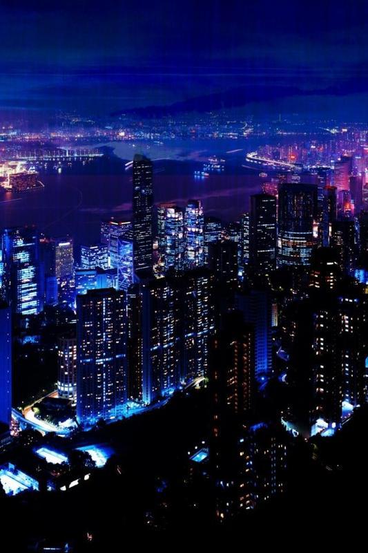 City Night Wallpaper HD Screenshot 15