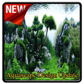 Aquascape Design Update icon