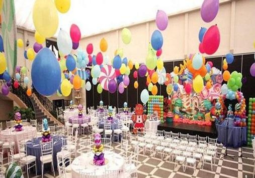 Birthday Decoration Elegant screenshot 2