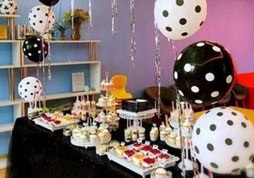 Birthday Decoration Elegant screenshot 5