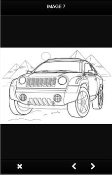 How To Draw a Car poster