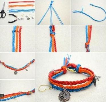How To Make Bracelet apk screenshot