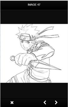 How to draw Naruto Ultimate screenshot 9