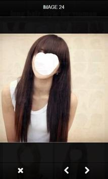 Hair style Famous screenshot 4