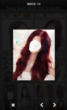 Hair style Famous screenshot 1