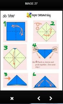 3D Origami Tutorial screenshot 10