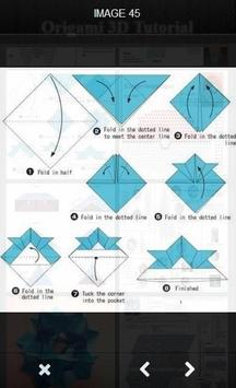 3D Origami Tutorial screenshot 21