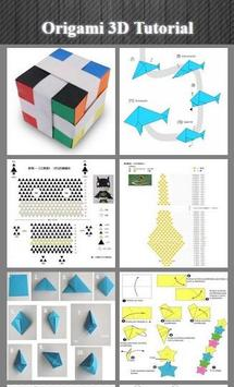 3D Origami Tutorial screenshot 7