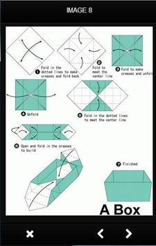 3D Origami Tutorial screenshot 8