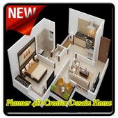 Planner 4D-Creator Desain Home icon