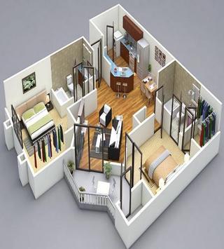 Planner 4D-Creator Desain Home poster