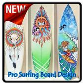 Pro Surfing Board Design icon