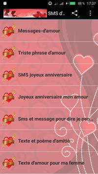 Sms Damour 2018 Apk App Free Download For Android
