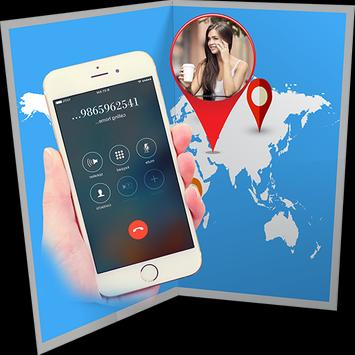 Phone Number Tracker Location 2018 poster