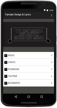 Farruko Songs&Lyrics screenshot 1