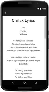 Farruko Songs&Lyrics screenshot 3