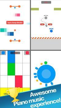 Piano Tiles 3 apk screenshot