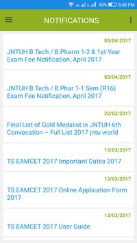JNTUH BTech for Android - APK Download