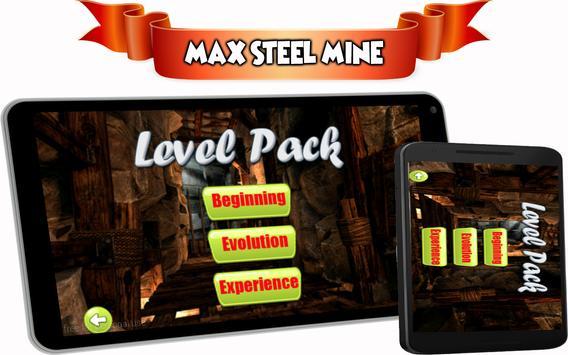 running max figting rise steel apk screenshot