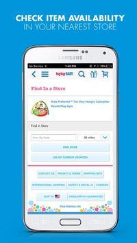 buybuyBABY apk screenshot