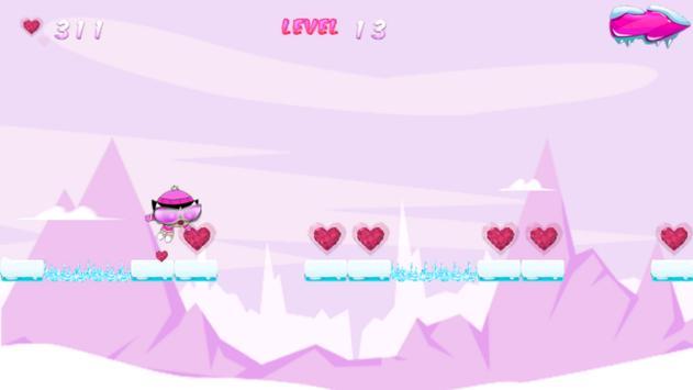 PowerSnow Girl apk screenshot