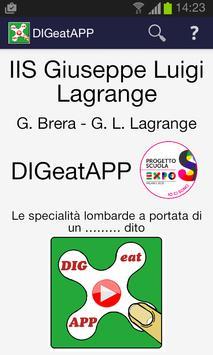 DIGeatAPP poster