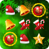 Christmas Brain Match icon