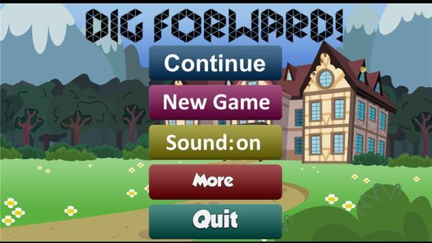 Dig Forward poster