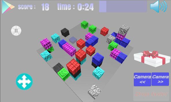 Cubes screenshot 1