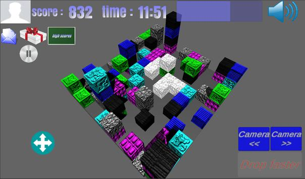 Cubes apk screenshot