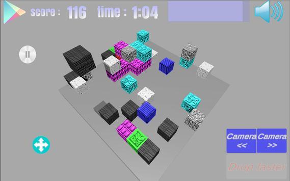 Cubes screenshot 2