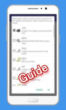 Free DiskDigger Pro Advice apk screenshot