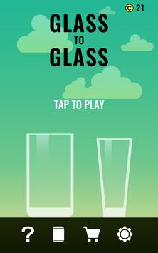 Glass to Glass poster