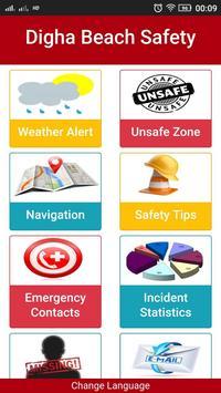 Digha Beach Safety screenshot 3