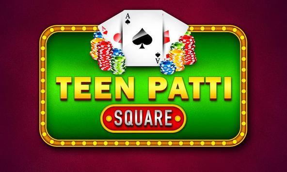 Teen Patti Square poster