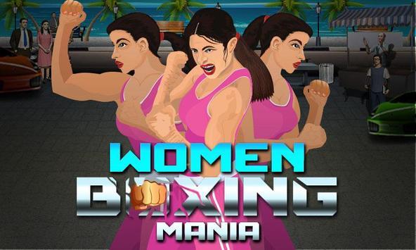 Women Boxing Mania poster