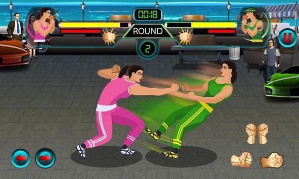 Women Boxing Mania apk screenshot