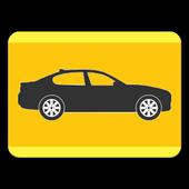 Vehicle registration details icon